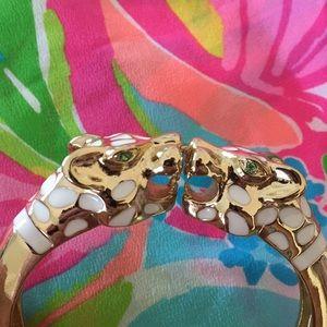 Lilly Pulitzer Leopard Bracelet